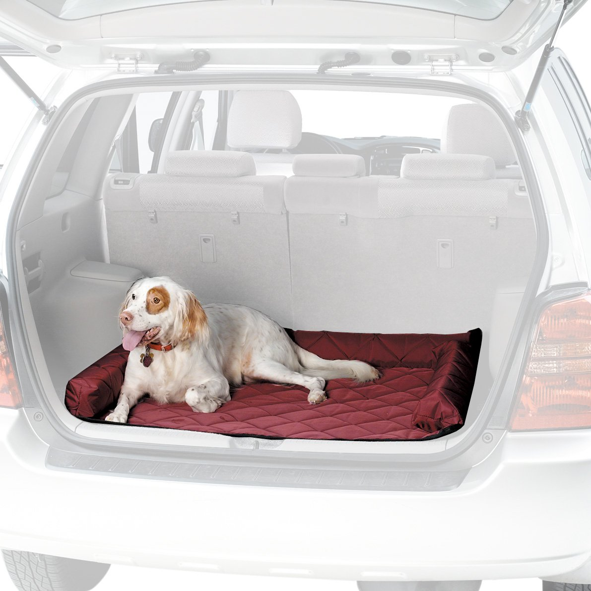 Covercraft Universal Pet Pad for Cargo Area, Coal