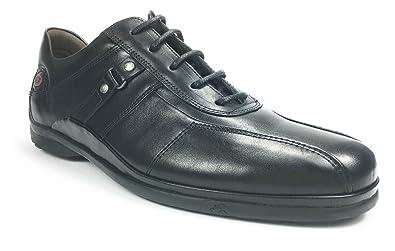 Fluchos 6217 - Chaussures de Ville/Derbies - Homme - Semelle Amovible : Non - Noir - Taille 46 EU Donna Karan New York Tongs Pour Femme - Beige - Beige uy82vG4gl