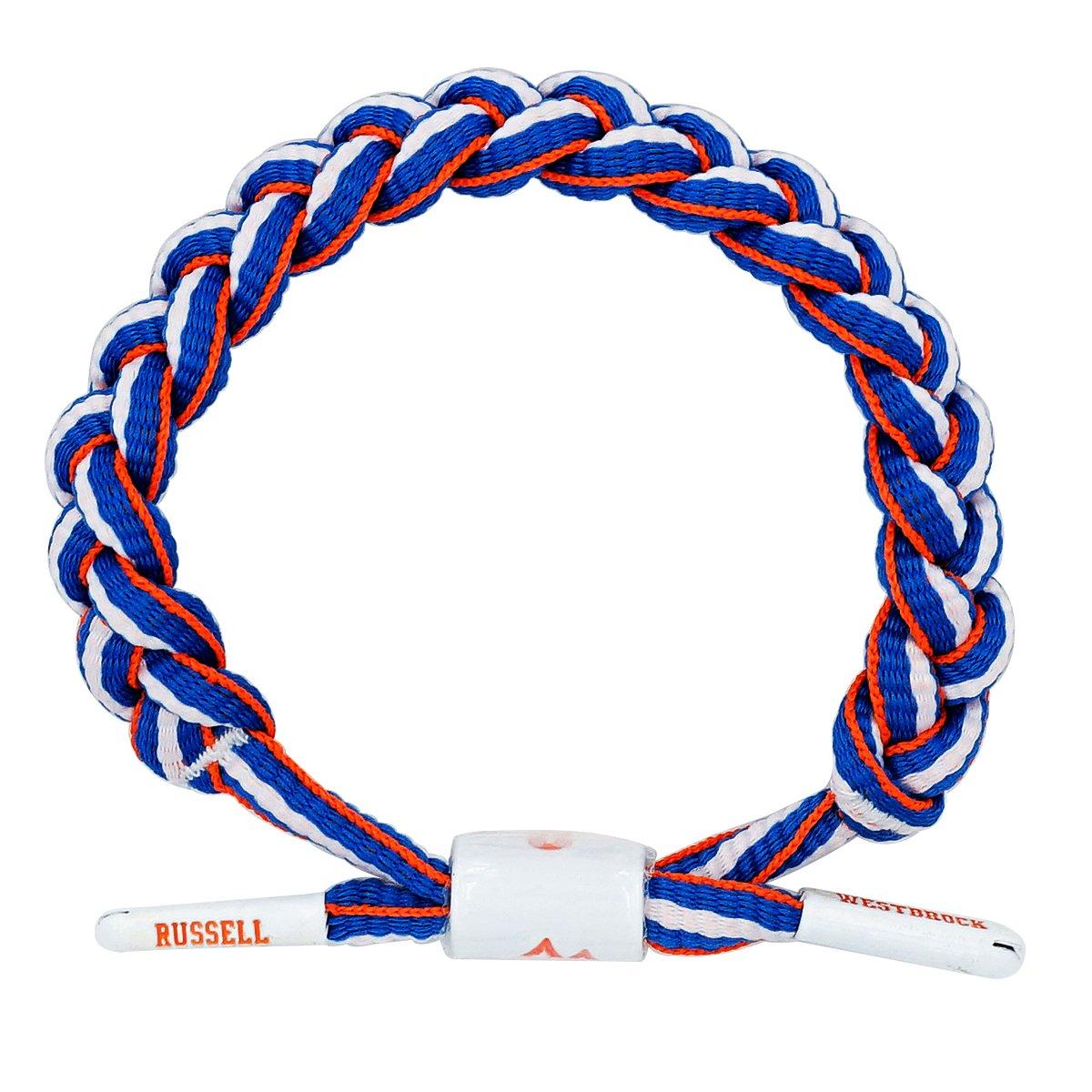 MLFuture Basketball Bracelet Wristband hand knitted adjustable bracelet NBA Player Collection WESTBROCK by MLFuture