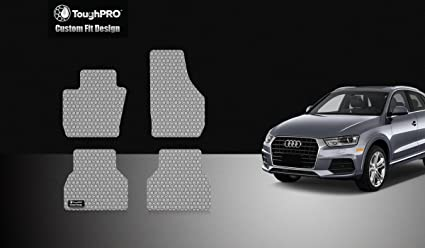 Amazon Com Toughpro Audi Q3 Floor Mats Set All Weather Heavy