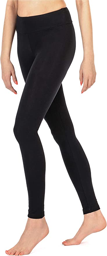 Merry Style Leggings Lunghi Pantaloni Donna MS10-221