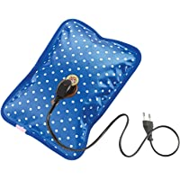 Asbob® Electric Rechargeable Heating Pad Hot Bottle Pouch with Auto Cut (Multicolour & Multi Design)