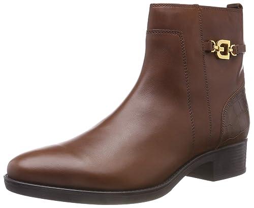 f30ce5fc Geox D Felicity A, Botines para Mujer: Amazon.es: Zapatos y complementos