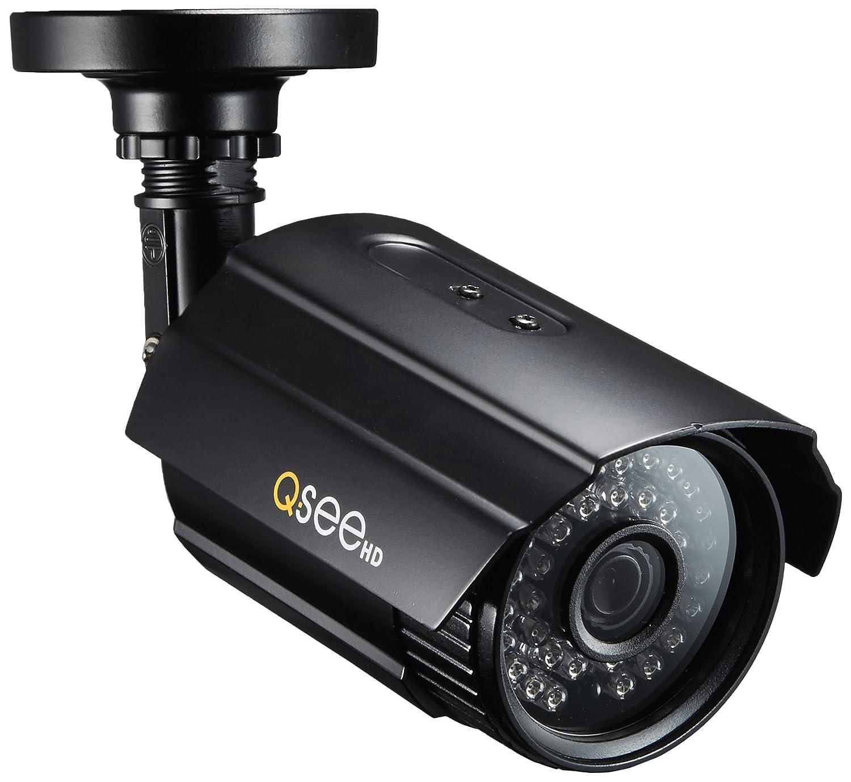 【国内正規代理店】 Q-see 200万画素 砲弾型アナログHDカメラ QTH8053B B0756BFTLT