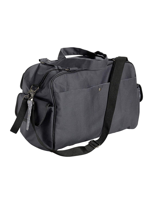 VERTBAUDET Wickeltasche mit vielen F/ächern grau 0