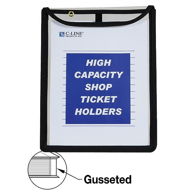 Amazon.com: C-Line, sujetador cosido para boleto de compra ...
