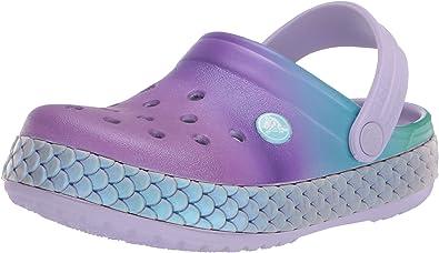 Crocs Kids' Preschool Crocband Mermaid