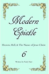 Modern Epistle 6: The Sixth Letter of Pauly to the Americas Kindle Edition