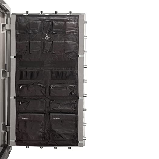 Amazon.com : Liberty Door Panel   Fits Gun Safe Models 48 64   Accessory  And Organizer For Pistols, Handguns, Ammunition, Magazines, Choke Tubes And  Other ...