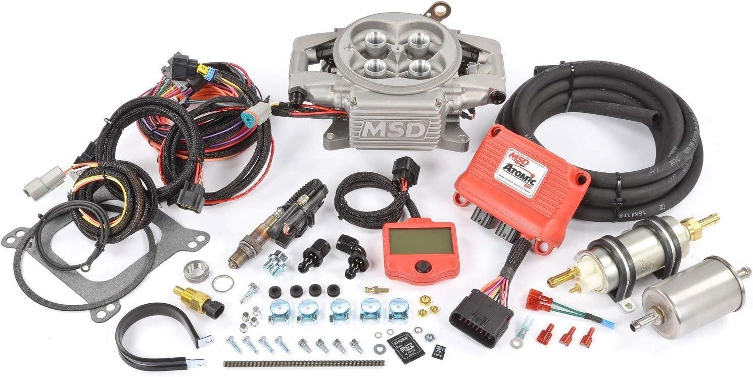 MSD 2900原子电喷主套件