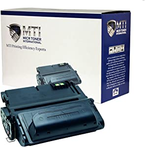 MICR Toner International Compatible MICR Toner Cartridge Replacement for HP Q1338A Q5942A HP LaserJet 4200 4240 4250 4350 Printers