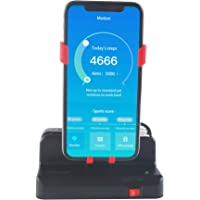 Mcbazel Automatic Steps Earning Device voor Pokemon GO/Walkr/Google Fit IOS Android Mobiele Telefoon Steps Counter Black…