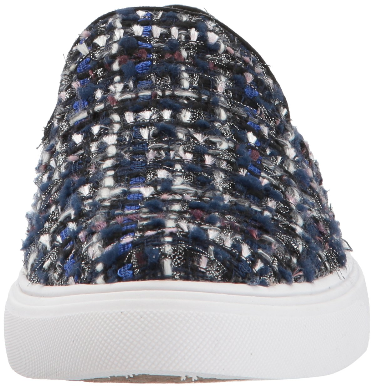 Franco Sarto Women's Mony Sneaker B071VCN28J 5 B(M) US|Black/Blue