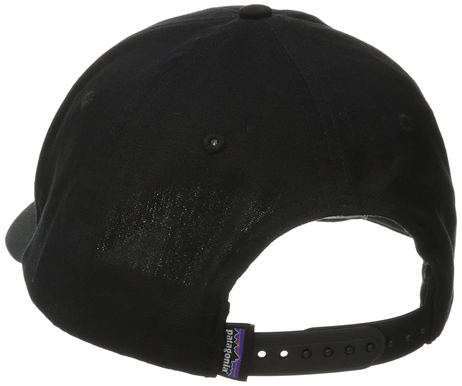 6ce43b63 Amazon.com: Patagonia Hat Roger That Adult One Size 73' Logo Black: Sports  & Outdoors