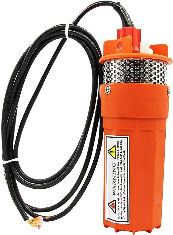 Nemo Solar 12 Volt DC Submersible Well Pump 12 VDC water pump