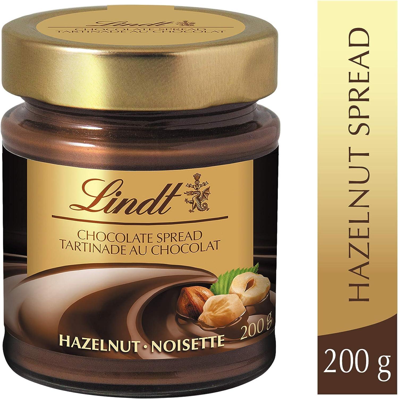 Lindt Lindt Hazelnut Milk Chocolate Spread 200g Hazelnut 200 Grams