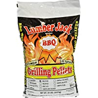 Lumber Jack 5087 20-Pound BBQ Grilling Wood Pellets, Maple, Hickory and Cherry Blend
