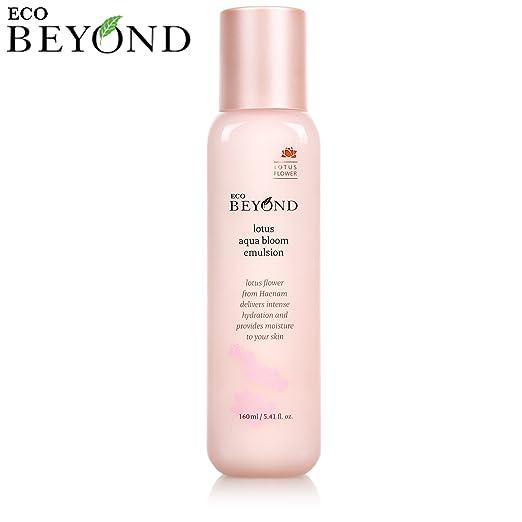 Skin Lotion [Eco Beyond] Lotus Aqua Bloom Face Emulsion, Mico Hyaluronic Acid, Natural Ingredient 160mL/5.41Oz