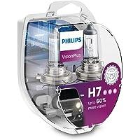 Philips 12972VPS2 VisionPlus 12972VPS2 Koplamp, 60% H7, set van 2