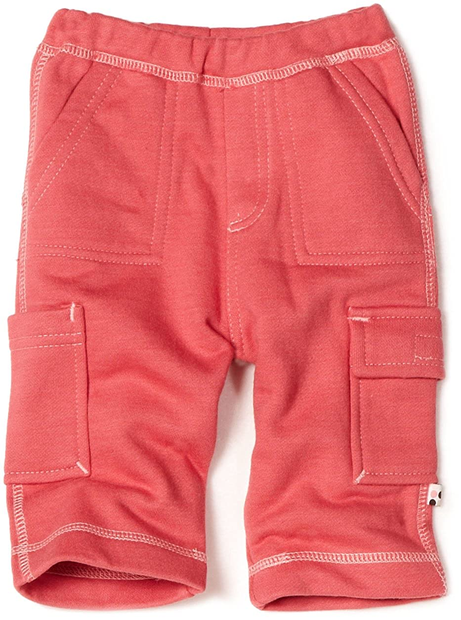 Babysoy Baby Boys Newborn Soft Cargo Pants