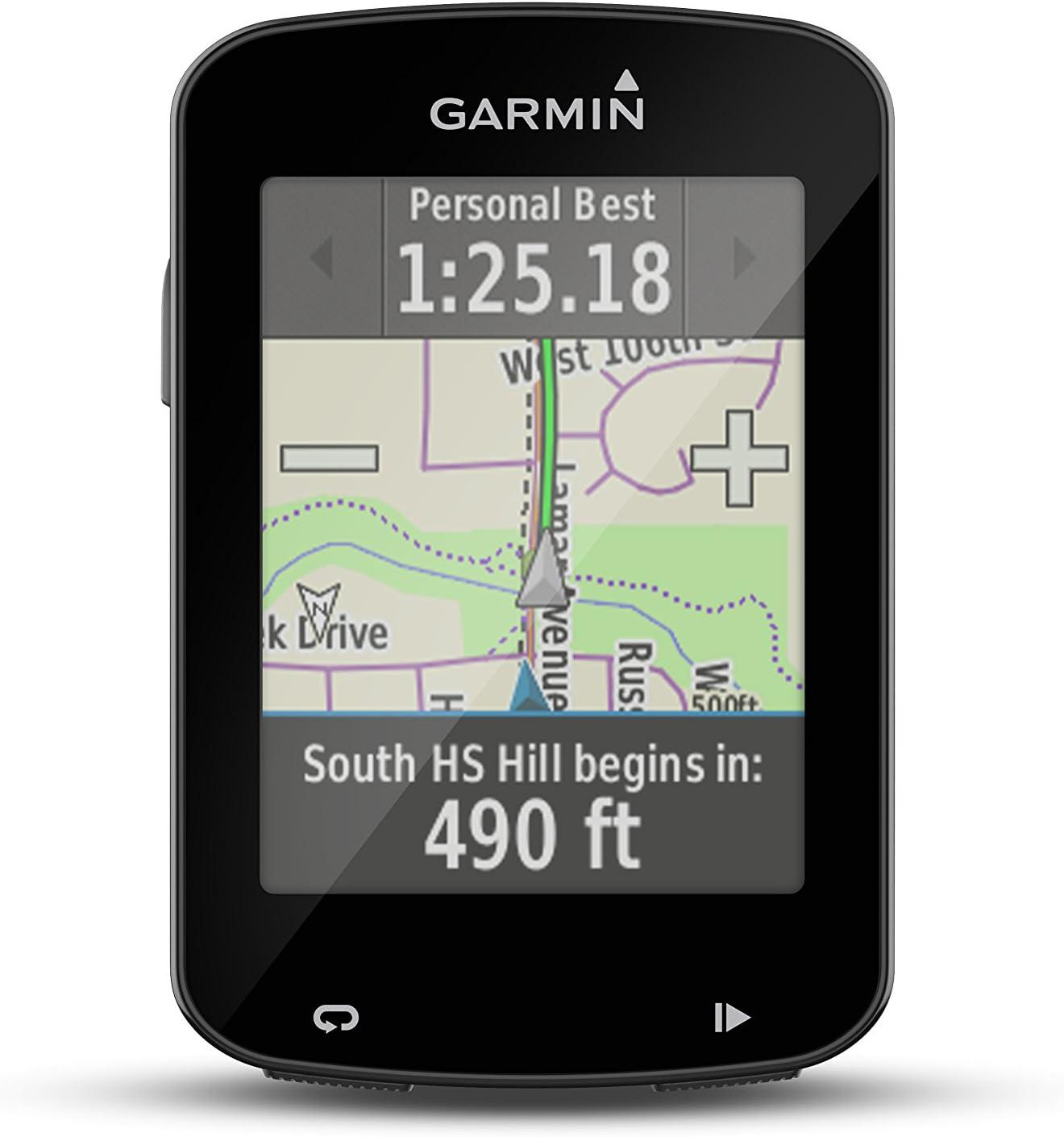 Amazon Com Garmin Edge 820 Bike Gps International Version Us