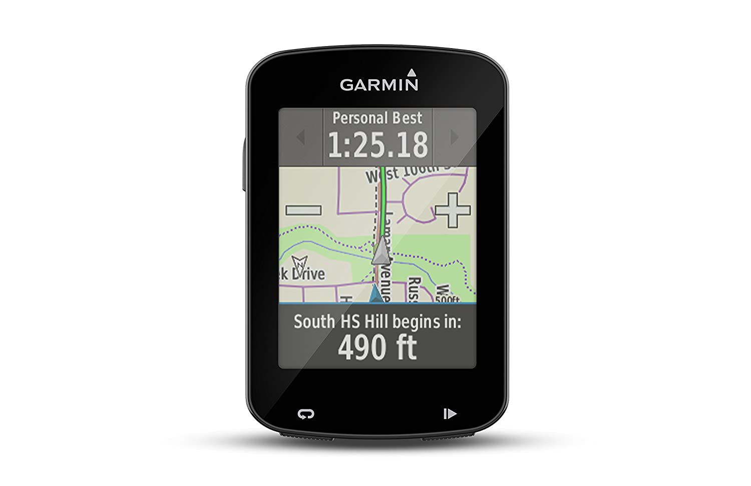 35ceeb7fc1d Amazon.com: Garmin Edge 820, GPS Cycling/Bike Computer for Performance and  Racing: Cell Phones & Accessories