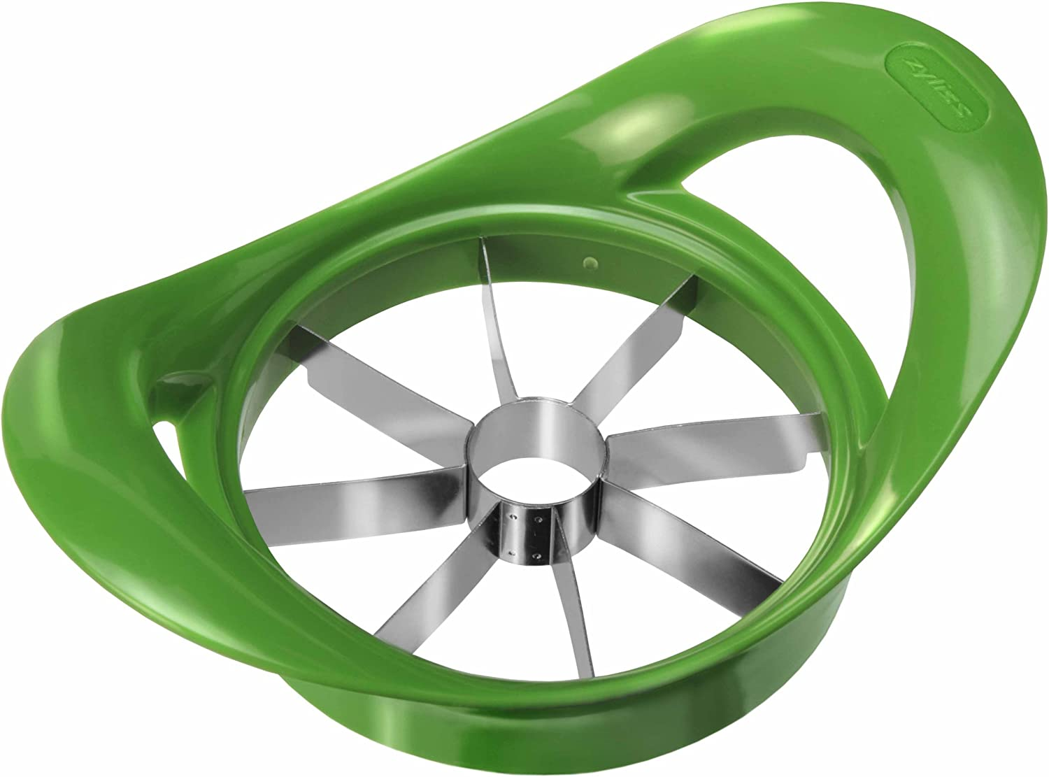 ZYLISS Apple Slicer - Cutter, Corer and Divider, Green