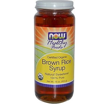 Resultado de imagen para brown rice syrup