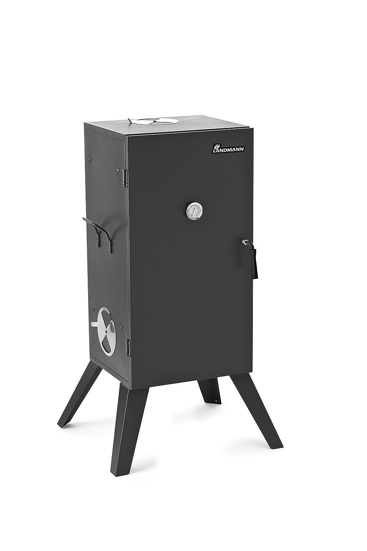 Landmann Räucherofen-UM669304, schwarz, 40x40x60 cm, 670015: Amazon ...