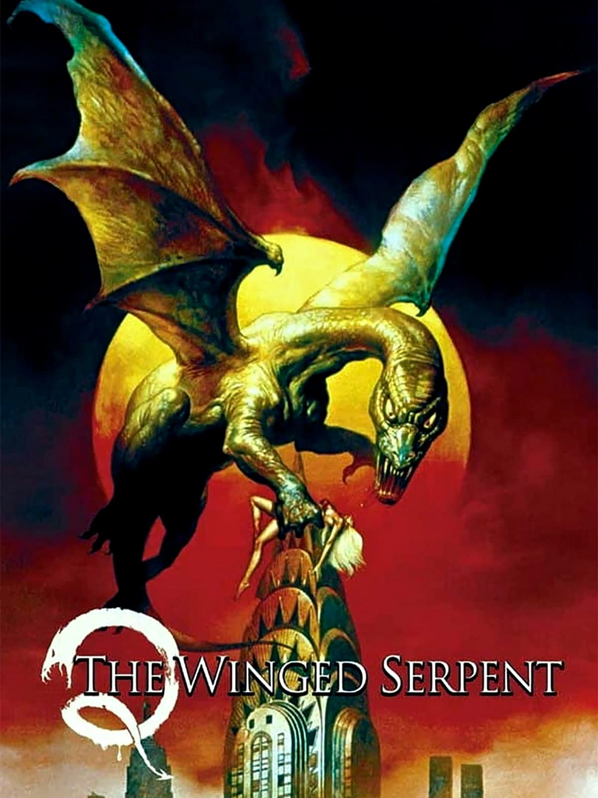Q - The Winged Serpent