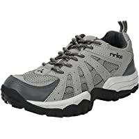 Spinn Men's Synthetic Leather Track & Field Shoes