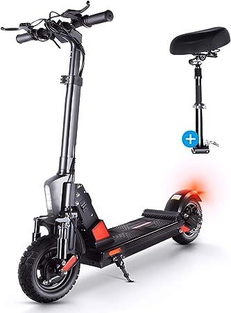 Monopattino Elettrico 500W, Velocità Massima 50 km/h