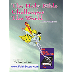 """The Holy Bible Challenges the World: Answers to the """"The Bible Handbook"""""""