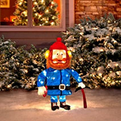 christmas 32 in yukon cornelius rudolph the red nosed reindeer collection