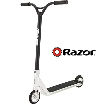 Amazon.com: Razor Scooter de 13018109 Fase Dos, 125 mm ...