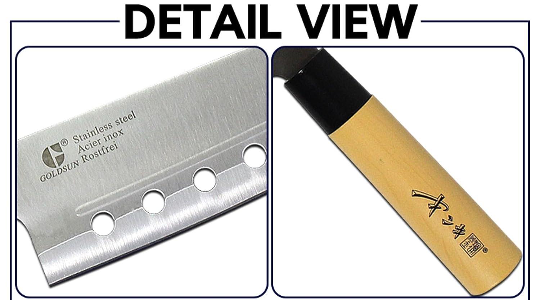 amazon com goldsun stainless steel acier inox rostfrei 5 piece