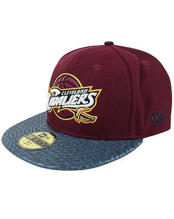 New Era 59Fifty NBA Cleveland Cavaliers Cap (6 7 8)  Amazon.co.uk ... 4552f4288da2