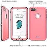iPhone 7 Plus Case, NexCase Waterproof Full-body