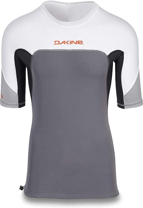 DAKINE Hombre Storm Snug Fit Camiseta de Manga Corta para Chaleco Rash de Carbono - Camisa de Surf híbrida y Ajustada: Amazon.es: Deportes y aire libre
