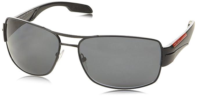 Prada Sport - Gafas de sol Rectangulares para hombre, color ...