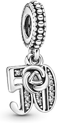 Pandora Abalorios Mujer plata - 797264CZ: Amazon.es: Joyería