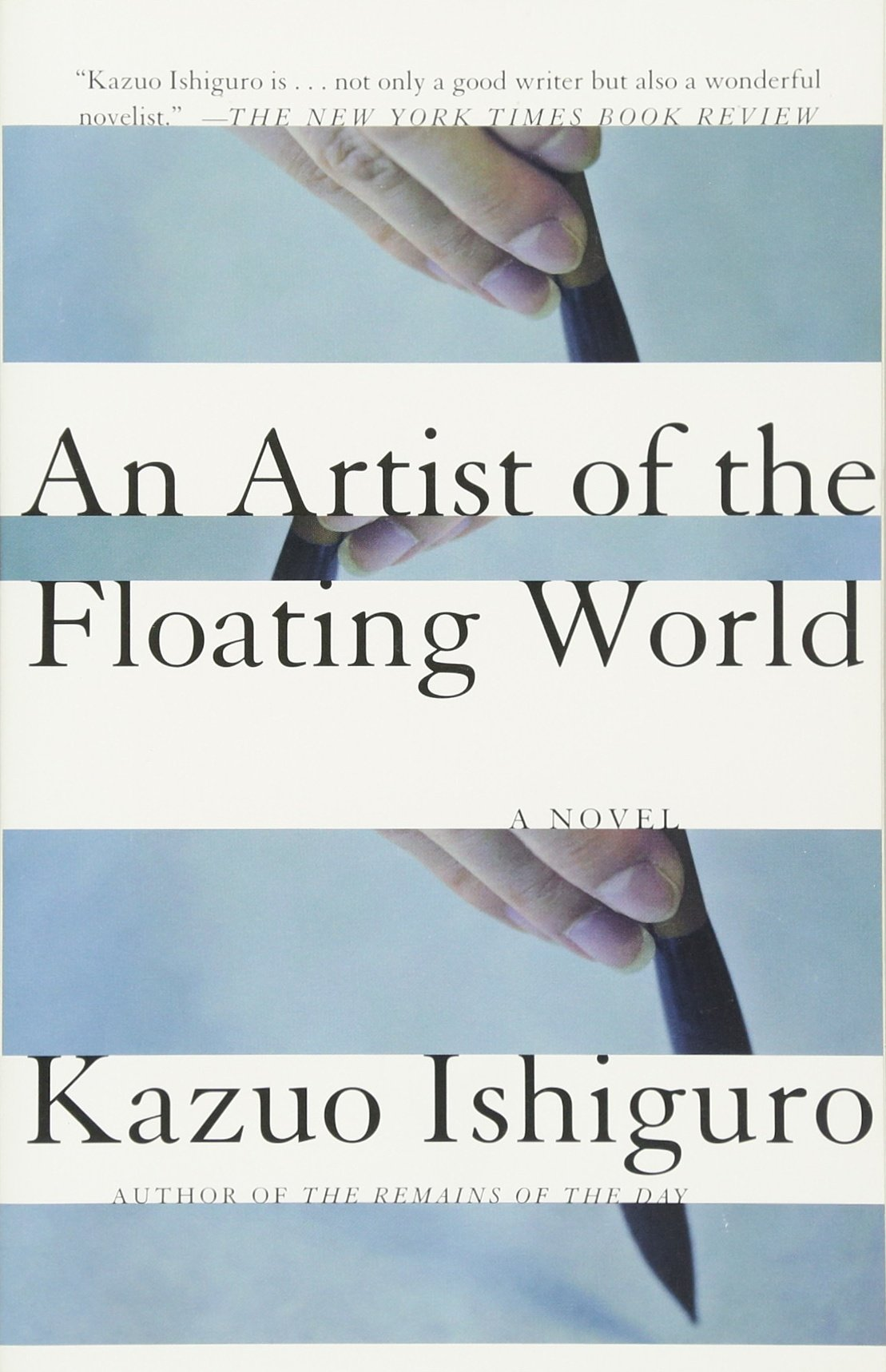 An Artist Of The Floating World: Kazuo Ishiguro: 9780679722663: Amazon:  Books