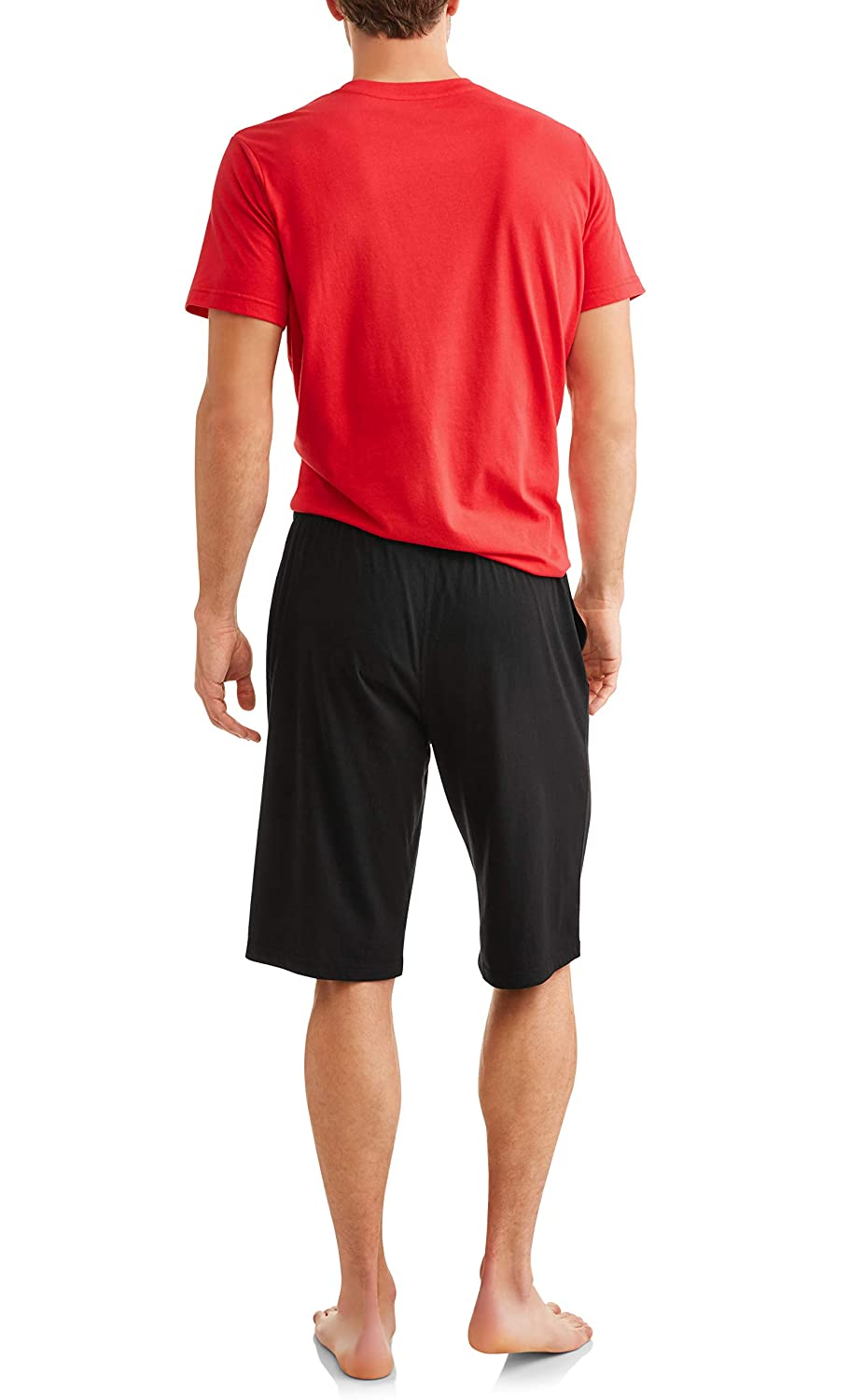 Disney Pixar Mens Incredibles 2 PC Shirt Shorts Pajama Set,Sizes S-XL