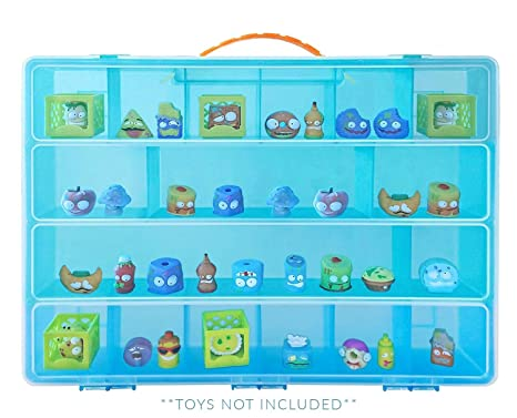 Figures Playset Organizer Toy Storage Carrying Box Life Made Better Flush Force Case Accessories For Kids by LMB