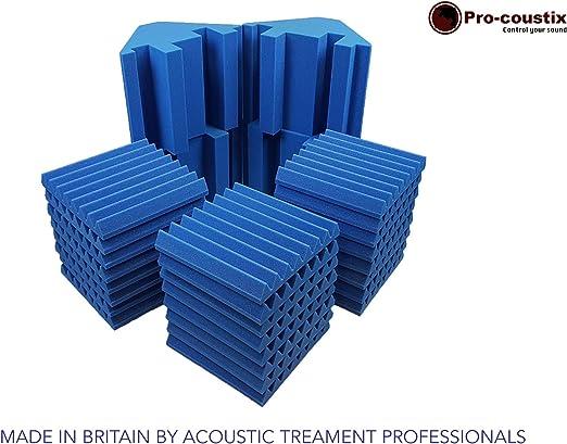 Pro-coustix Pro-coustix Blue Studio Pack 1 para estudios, transmisión, Twitch y transmisión en directo: Amazon.es: Instrumentos musicales