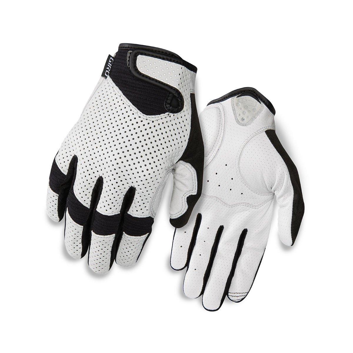 Giro LX Fahrrad Handschuhe Lang weiß 2019