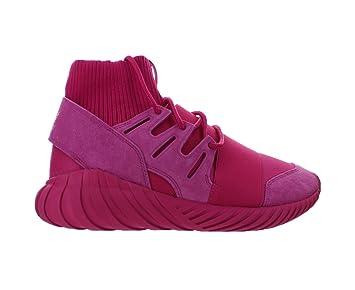 4232994314ba Mens Adidas Tubular Doom Pink S74795 US 5.5  Amazon.co.uk  Shoes   Bags