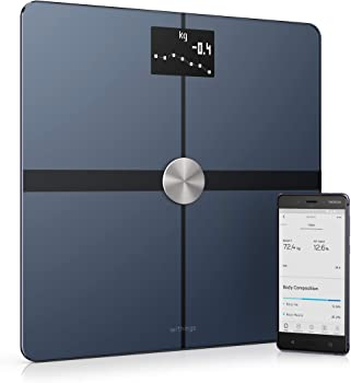 Withings Smart Body Composition Wi-Fi Digital Scale With Smartphone App