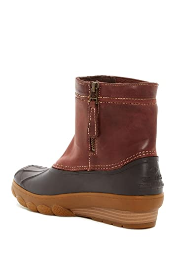 f33f1c5aec9b Amazon.com  Sperry Top-Sider Women s Saltwater Wedge Tide Rain Boot  Shoes
