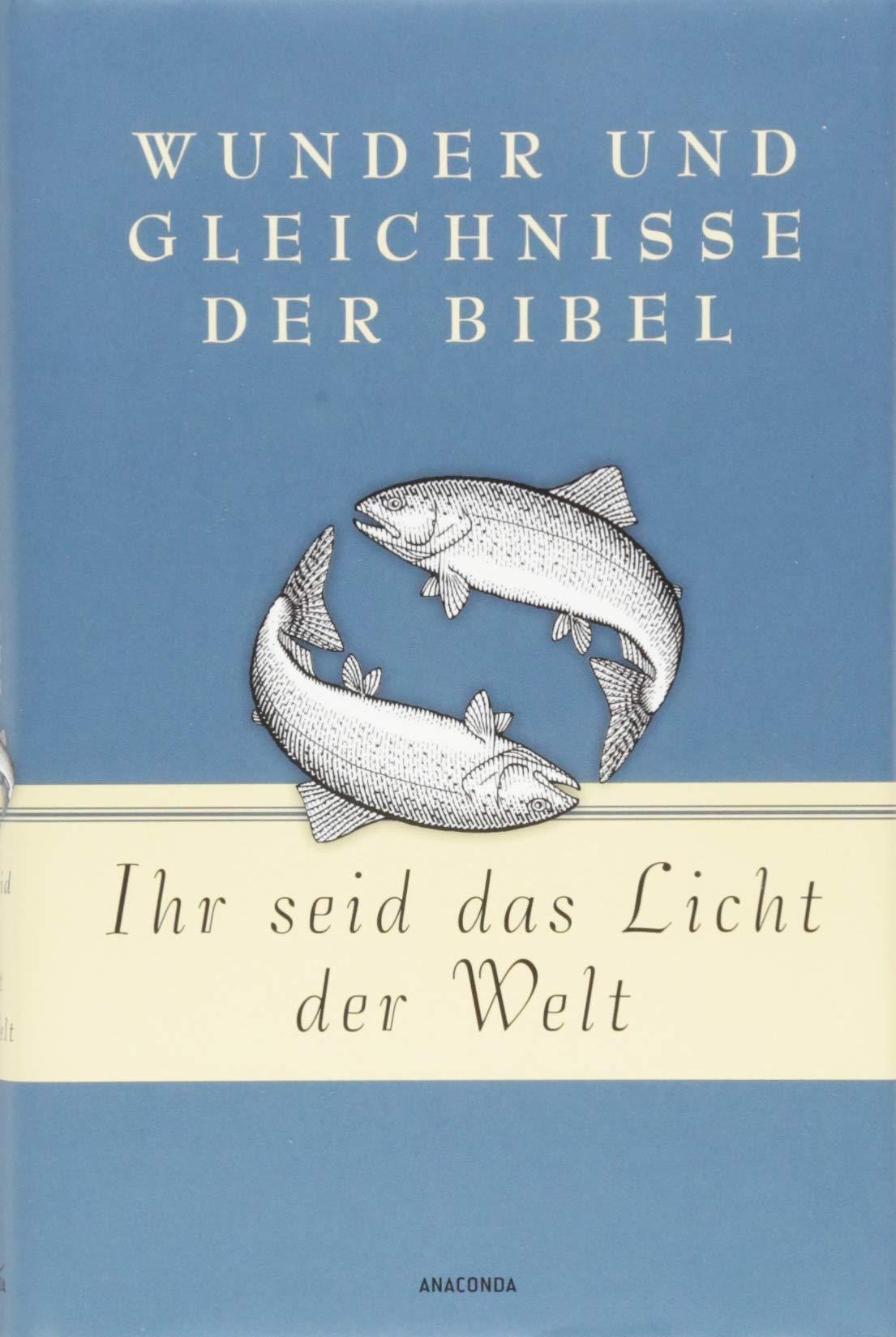 Ihr Seid Das Licht Der Welt   Wunder Und Gleichnisse Der Bibel